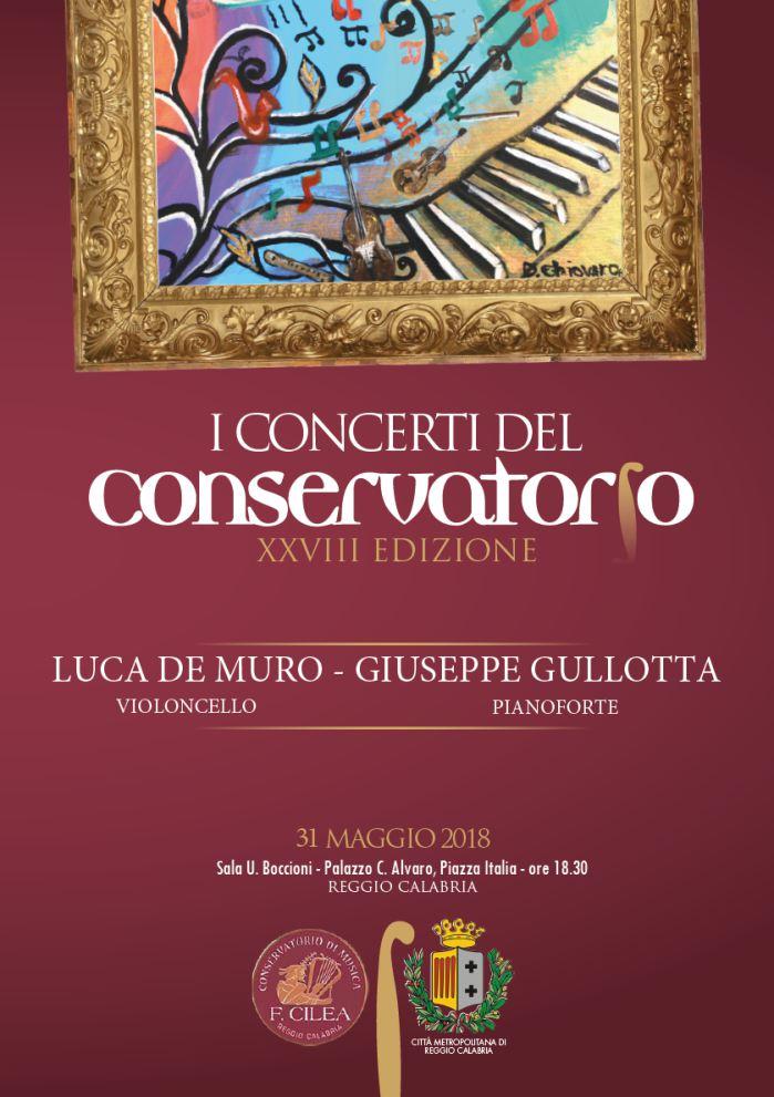 Xxviii stagione concertistica luca de muro violoncello for Cucinare nei vari dialetti italiani